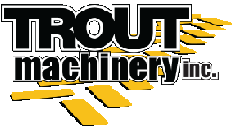 Trout Machinery Inc. Logo