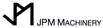JPM Machinery Logo